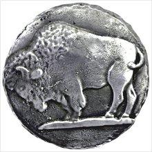 Metal Buffalo