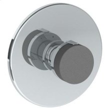 """Wall Mounted Thermostatic Shower Trim, 7 1/2"""" Dia."""