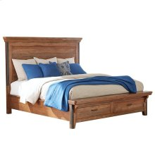 Taos Storage Bed