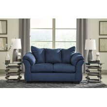 Darcy Loveseat - Blue