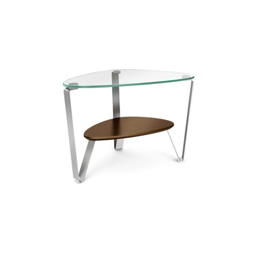 End Table 1347 in Chocolate Stained Walnut
