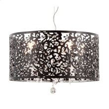 Nebula Ceiling Lamp Black