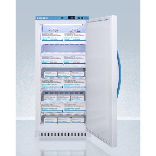 Performance Series Pharma-vac 8 CU.FT. Upright All-refrigerator for Vaccine Storage