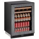 """24"""" Beverage Center With Integrated Frame Finish (115 V/60 Hz Volts /60 Hz Hz) Product Image"""