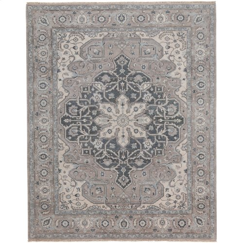 Estate-Sirocco Grey Hand Knotted Rugs