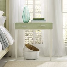 Shagreen Bedside- Low Country Green