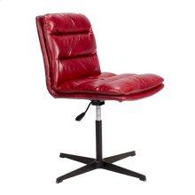 Jett Swivel Chair Red