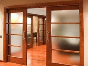 Soft-close Synchronized Sliding Door Hardware Product Image