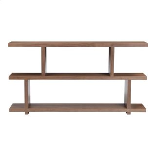 Miri Shelf Small Walnut