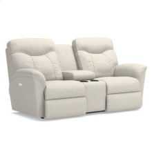 Fortune Power Reclining Loveseat w/ Console