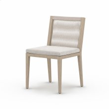 Stone Grey Cover Sherwood Outdoor Dining Chair, Washed Brown