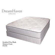 Serta Dreamhaven - Stratford Way - Plush - Queen