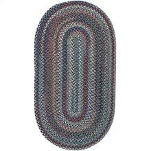 Yorktowne Blue Braided Rugs