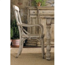 Dining Room Wakefield X Back Arm Chair