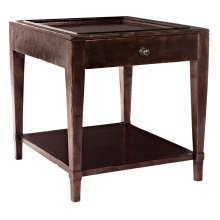 Vintage Patina End Table