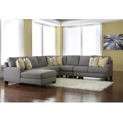 Chamberly - Alloy 5 Piece Sectional Product Image