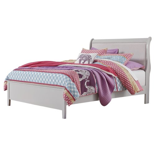 Jorstad - Gray 2 Piece Bed Set (Full)