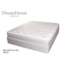 Dreamhaven - Hartsville - Euro Top - Queen