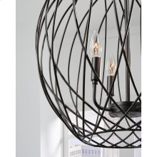 Metal Pendant Lamp (1/CN)