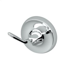 Designer II Robe Hook in Chrome