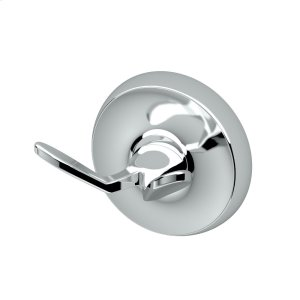 Designer II Robe Hook in Chrome Product Image