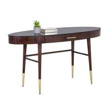 Osmond Desk - Brown