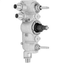 "3/4"" Concealed thermostatic valve - rough"