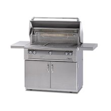 "42"" Cart Model Grill with Sear Zone"