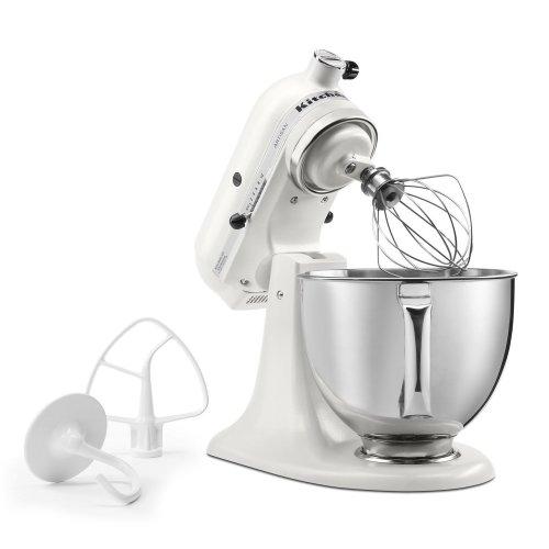 Artisan® Series 5-Quart Tilt-Head Stand Mixer Meringue