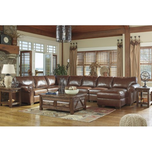Lugoro - Saddle 2 Piece Sectional