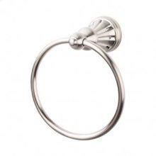 Hudson Bath Ring - Brushed Satin Nickel