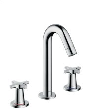 Chrome Widespread Faucet 150 with Pop-Up Drain, 1.2 GPM