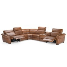 Natuzzi Editions B751 Sectional