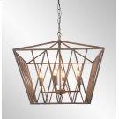Wyatt Chandelier Medium w/Bulb Product Image