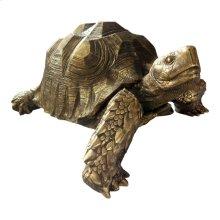 Mock Turtle Sculpture