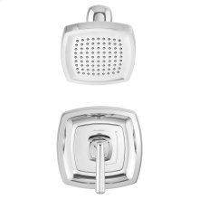 Edgemere Shower Only Trim Kit  2.5 GPM  American Standard - Polished Chrome