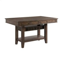 Whiskey River Kitchen Island