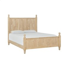BD-201QH / BD-201QF /BD-504QR Cottage Queen Headboard / Footboard / Rails. Also Available in King, Queen, Full, Twin