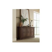 Refined Rustic by Rachael Ray Credenza w/ Marble Top Product Image