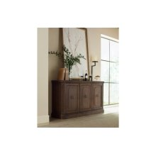 Refined Rustic by Rachael Ray Credenza w/ Marble Top