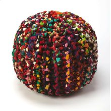 This Pouf is a wonderful way to add a little bit of extra seating without limiting your walking space and openness of your living room. Place this Pouf next to your sofa or near the family club chair and always have a stylish place to put your feet. Place