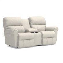 Briggs Power Reclining Loveseat w/ Console