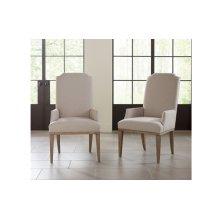 Monteverdi by Rachael Ray Upholstered Host Arm Chair