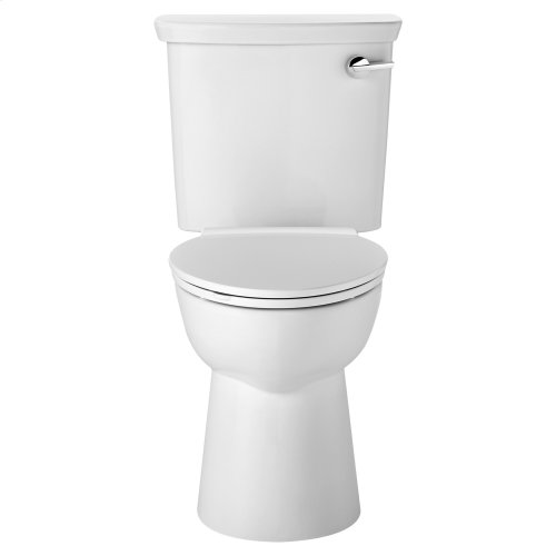 VorMax UHET Elongated Toilet  Right-hand Trip Lever  American Standard - White