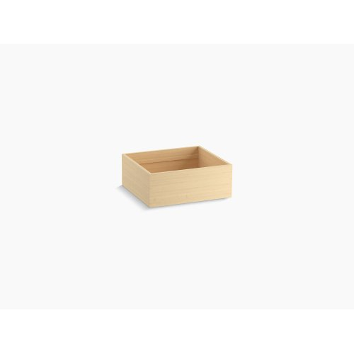 """Oxford Maple Roll-out Drawer for Kohler 24"""" Tailored Vanities With 2 Doors"""