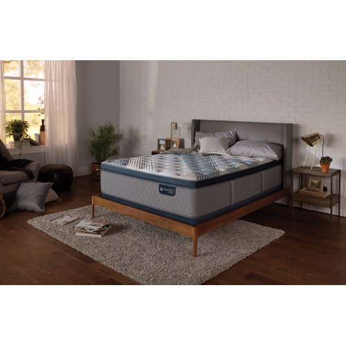 iComfort Hybrid - Blue Fusion 1000 - Luxury Firm - Pillow Top - King