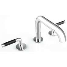 3920cb - Widespread Lavatory Set in Polished Chrome