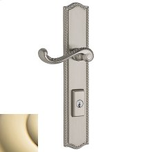 Lifetime Polished Brass Bristol Multipoint