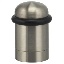 Modern Floor Door Stop in (Modern Floor Door Stop - Solid Stainless Steel)