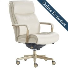 Melrose Executive Office Chair, Cream
